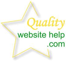 Quality Website Help