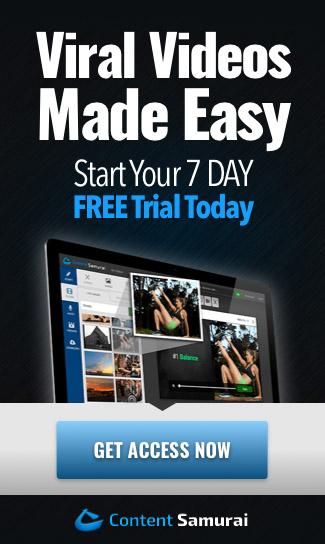 Content Samurai obligation free 7 day trial