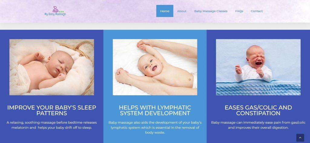 Elementor web page design