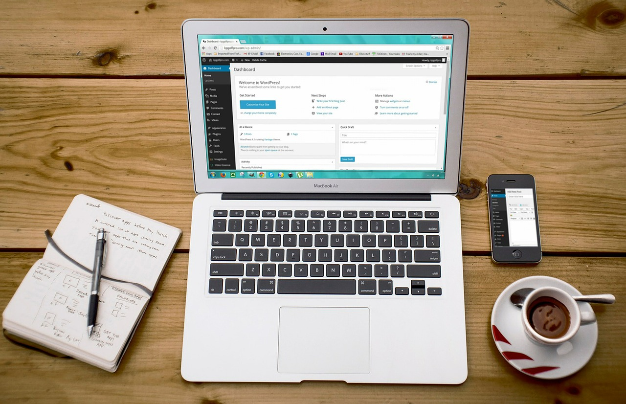 How to build a website in Wordpress
