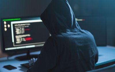 Spammer intercepting email